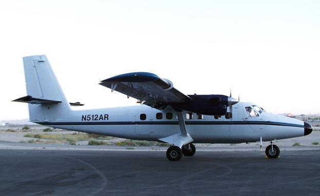 מטוס מנהלים. ארכיון (צילום: AP)