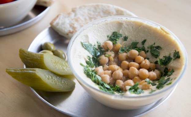 סיור מחנה יהודה יאללה בסטה (צילום: נמרוד סונדרס, אוכל טוב)