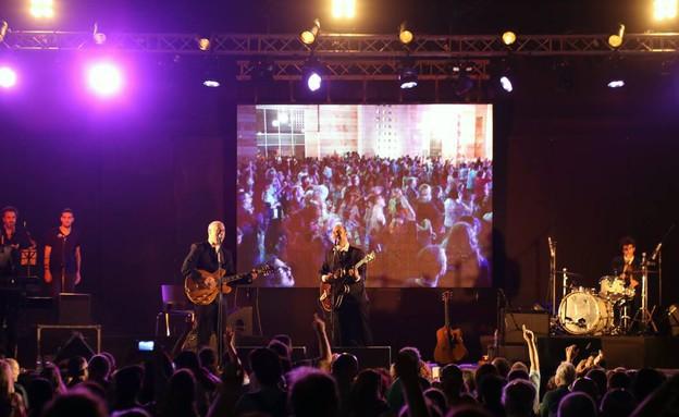 אירועי ירושלים, מופע (צילום: דוברות עיריית ירושלים)
