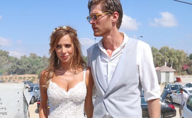 חתונה שרי גבעתי (צילום: אביב חופי)