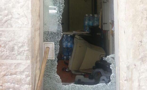 לאחר המהומות אמש - תושבי עיסאוויה זועמים (צילום: חדשות 2)