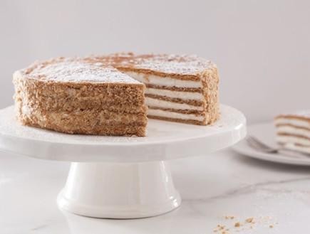 ריז'יק, עוגת שכבות רוסית