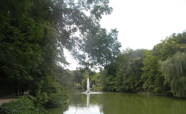 אומן, אוקריאנה פארק (צילום: ישעיהו שוורץ, וויקיפדיה)