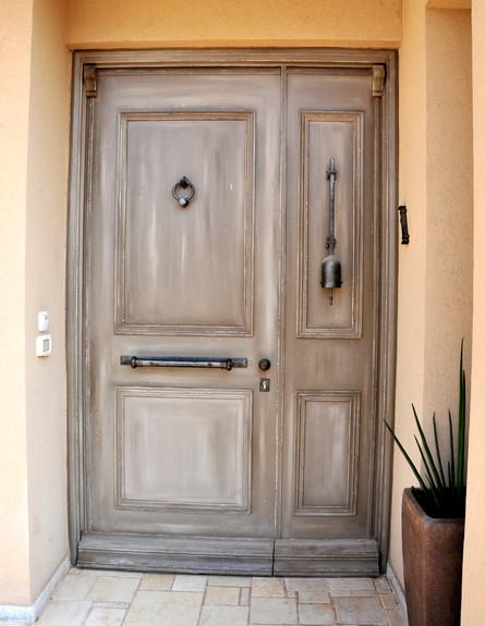 דלתות, דלת פח צבועה