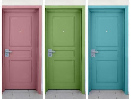 דלתות, כל גוון שתרצו