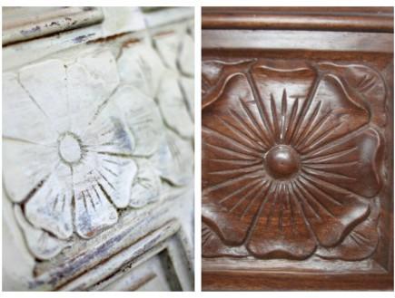 דלתות, לפני ואחרי פרט מדלת חדשה