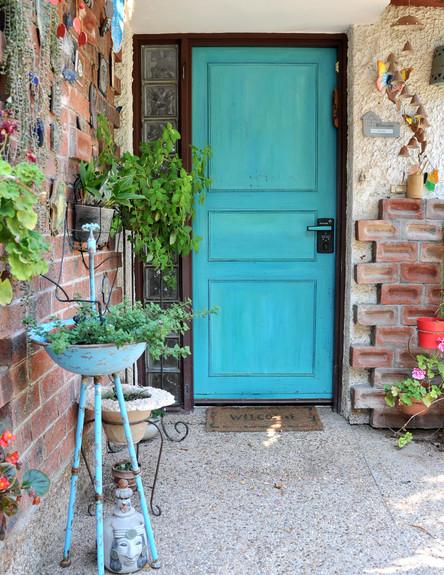 דלתות, פלדלת אמנותית