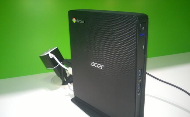 מחשב אישי acer (צילום: יאיר מור, ברלין)