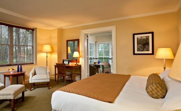 מלון למתגרשים חדר (צילום: מתוך דף הפייסבוק)