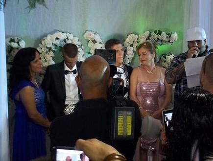 מאור ורותם שמואלי, חתונה גאה