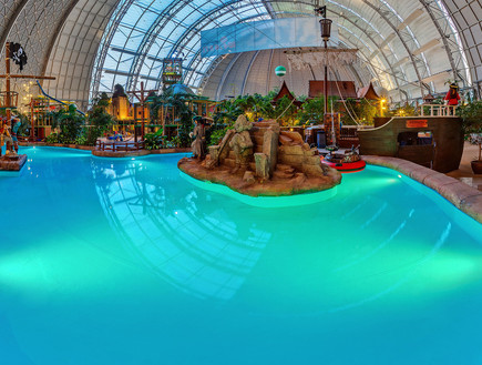 פארק המים בגרמניה