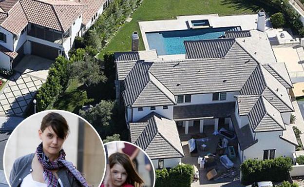 הבית של קייטי הולמס וסורי קרוז