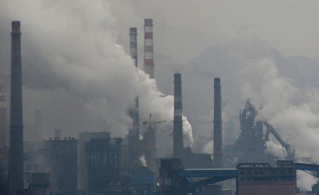 מיליונים נגד המפעל המזהם. אילוסטרציה (צילום: רויטרס)
