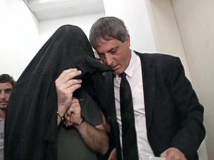 פינקלשטיין בבית המשפט ב-2011 (צילום: חדשות 2)