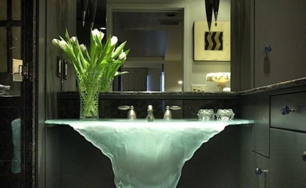 כיורים מיוחדים, צילום Glassworks (צילום: Glassworks)