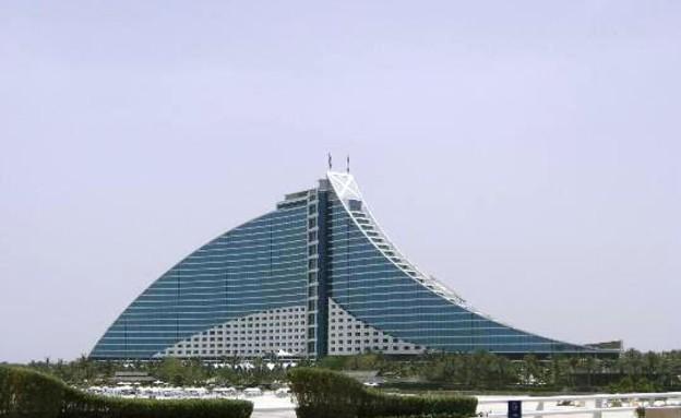 מלון בדובאי חוץ (צילום: tripadvisor)