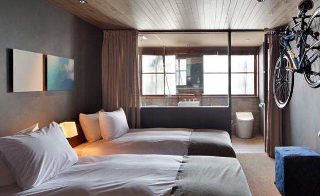 מלון סייקל, חדר, צילום suppose.jp (צילום: suppose.jp)