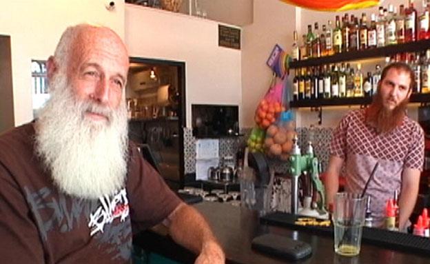 זקן (צילום: חדשות 2)