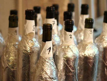 טעימת יין בבסטה יינות