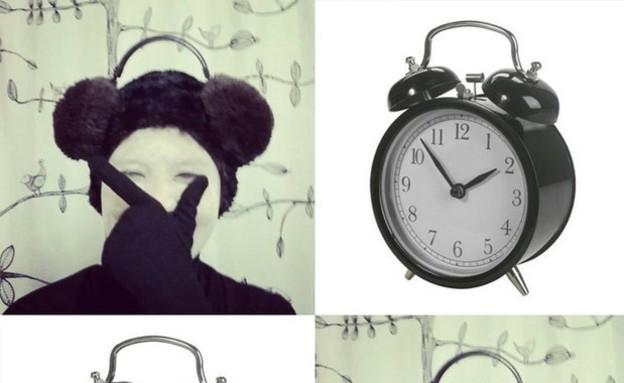 אנשים ורהיטים, שעון מעורר, פייסבוק (צילום: Facebook IKEAMalaysia)