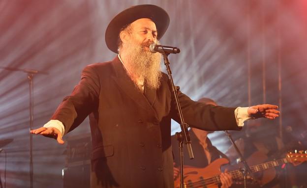 מופע לזכר מאיר אריאל ברגבים (צילום: אולג חמלניץ)