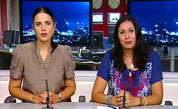 """צפו בעימות בין ח""""כ רגב ושקד (צילום: חדשות 2)"""