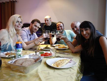 שף עד הבית שופרסל (צילום: אפיק גבאי)