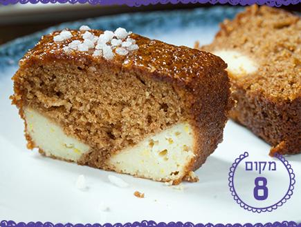 עוגת דבש וריקוטה של טאטי