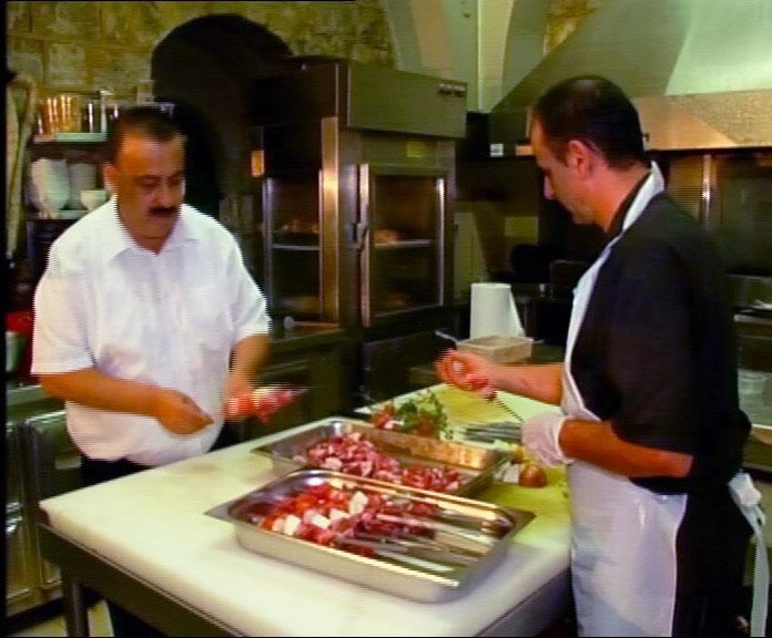 מסעדת אלבאבור (צילום: חדשות 2)