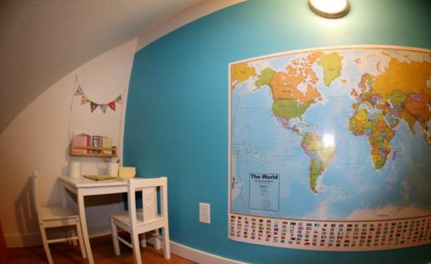 חדר ילדים סודי (צילום:  מתוך הפליקר של Sarah Goer)