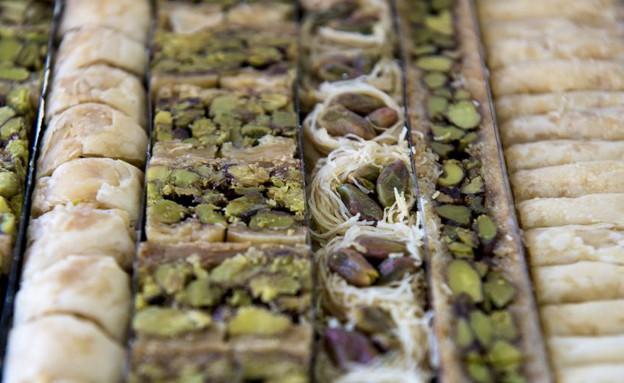 סיור נצרת בקלאווה (צילום: נמרוד סונדרס, אוכל טוב)