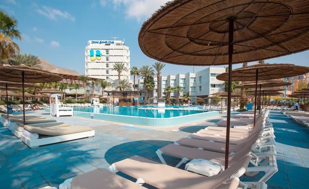 אילת, מלון יו קורל ביץ (צילום: יורם אשהיים)