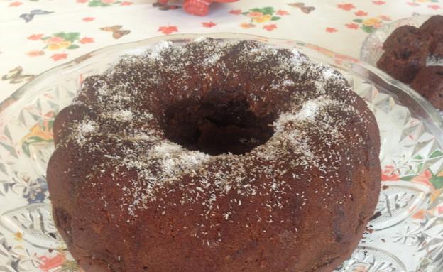 עוגת דבש של פאולה רוזנברג (צילום: פאולה רוזנברג, אוכל טוב)
