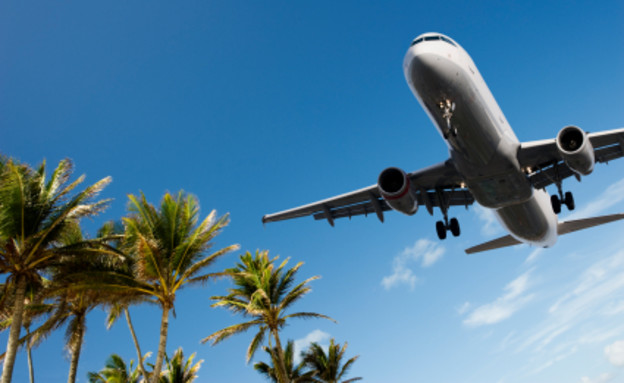 מטוס, חופשה (צילום: istockphoto)
