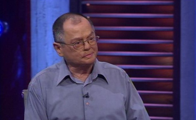 ראיון עם אמנון אברמוביץ' (תמונת AVI: מתוך תכנית קיציס, שידורי קשת)