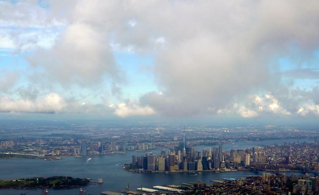 שי גל בניו יורק (צילום: שי גל)
