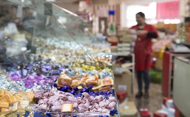 סיור נצרת חנות סוכריות (צילום: נמרוד סונדרס, אוכל טוב)