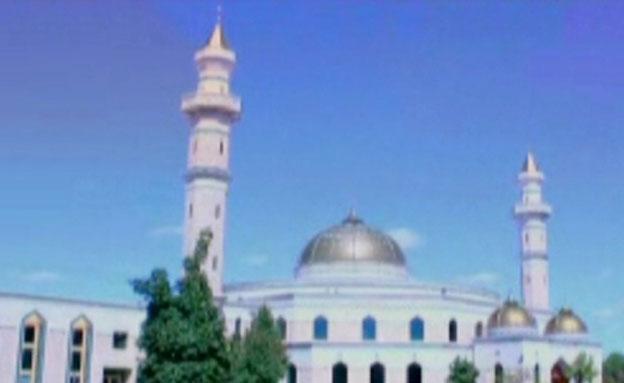 """הכירו את בירת האסלאם של ארה""""ב (צילום: חדשות 2)"""