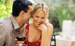דייט - טעימות יין (צילום: אימג'בנק / Thinkstock)