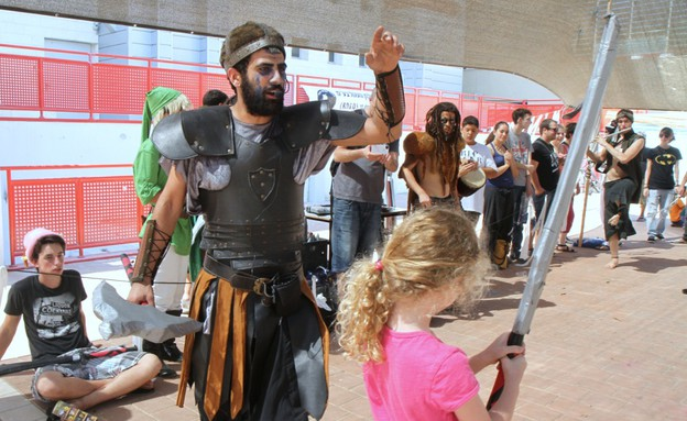 פסטיבל אייקון (צילום: דן עופר)