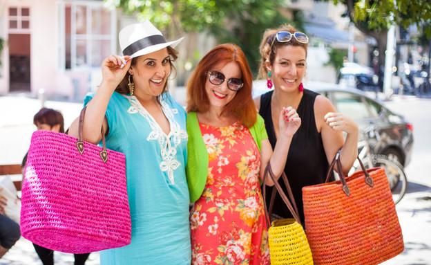 יום קניות (צילום: אודי גורן)