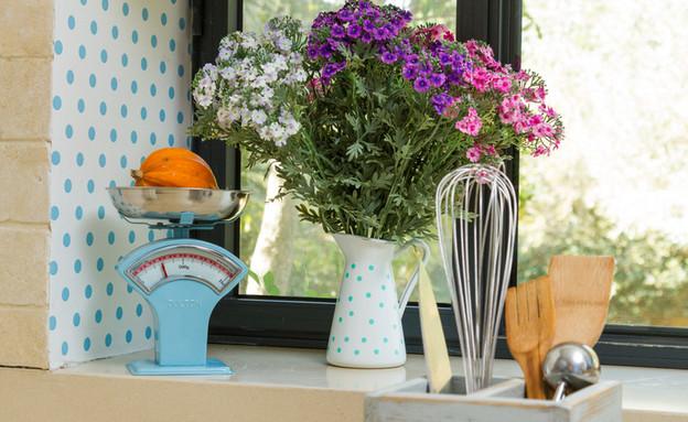 קרין גורן, פרחים (צילום: אודי גורן)