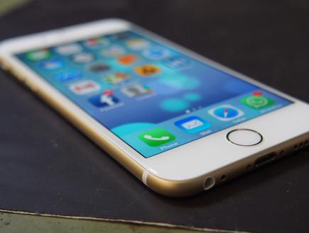 אייפון 6 התרשמות ראשונה