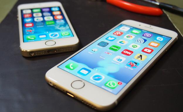 אייפון 6 התרשמות ראשונה (צילום: ניב ליליאן, NEXTER)