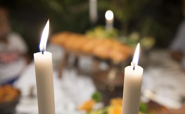 הקידוש שלנו, מסרט, נרות (צילום: נמרוד סונדרס)