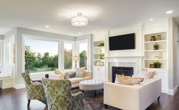 דירה חדשה (צילום: אימג'בנק / Thinkstock)