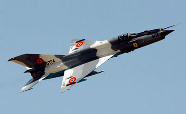 האויב במשך 30 שנה: מטוס מיג סובייטי (צילום: רוייטרס)
