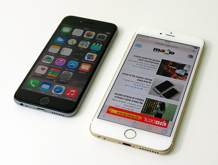 אייפון 6 פלוס