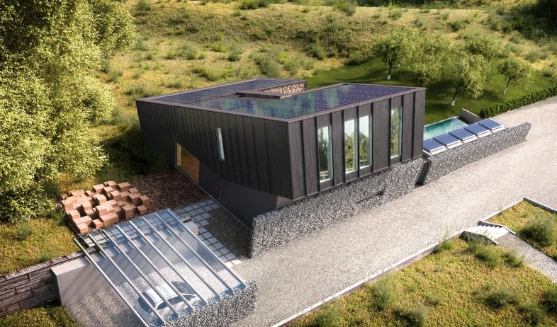 הבית של ZEB (וידאו WMV: EVE)