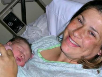 הבלוגרית לורי פייס (צילום: תומר ושחר צלמים, צילום ביתי)